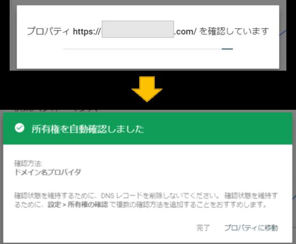 Googleサーチコンソール URLプレフィックスの所有権を確認