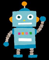 googleのロボットイメージ